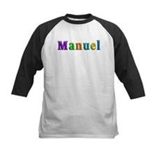 Manuel Shiny Colors Baseball Jersey