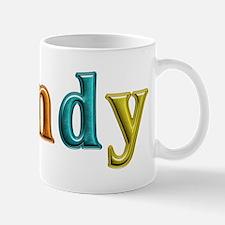 Mandy Shiny Colors Mugs