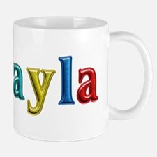 Makayla Shiny Colors Mugs