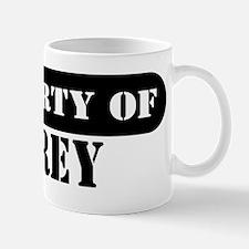 Property of Korey Mug
