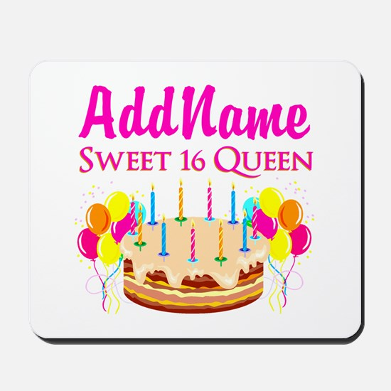 CELEBRATE 16 Mousepad