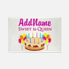 CELEBRATE 16 Rectangle Magnet
