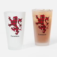 Lion - Cameron Drinking Glass