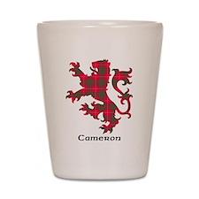 Lion - Cameron Shot Glass