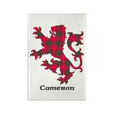 Lion - Cameron Rectangle Magnet