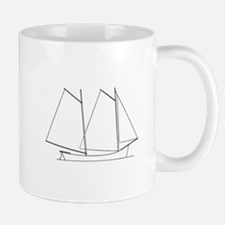 Mackinaw Boat Mugs