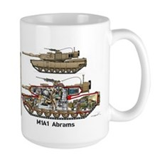 M1A1 Abrams MBT Gary Mug