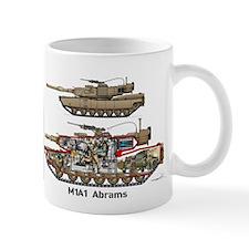 M1A1 Abrams MBT Jeremy Mug