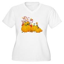 Autumn Pumpkins T-Shirt