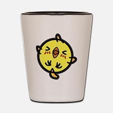 Funny Chicken Shot Glass