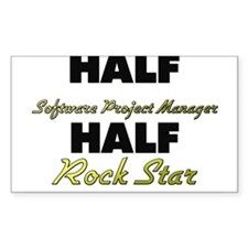 Half Software Project Manager Half Rock Star Stick