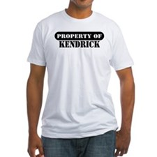 Property of Kendrick Shirt