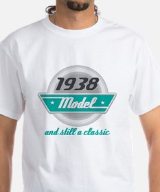 1938 Birthday Vintage Chrome Shirt