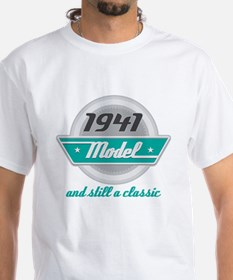 1941 Birthday Vintage Chrome Shirt