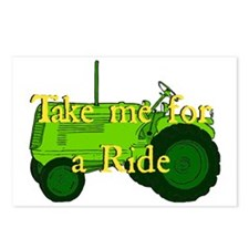 take me for a ride Postcards (Package of 8)