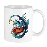 Anglerfish Coffee Mugs