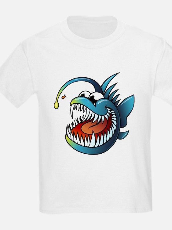 angler fish t shirts cafepress