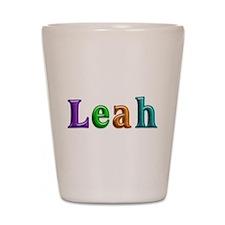 Leah Shiny Colors Shot Glass