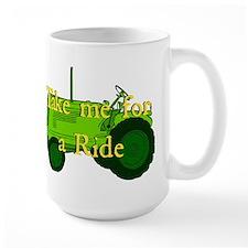 take me for a ride Mugs