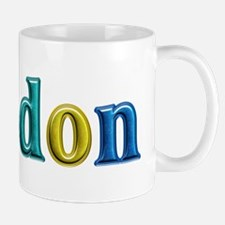 Landon Shiny Colors Mugs