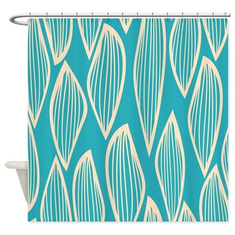 abstract pattern shower curtain by bestshowercurtains