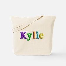 Kylie Shiny Colors Tote Bag