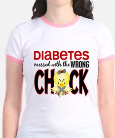 Diabetes Messed With The Wrong Chick T