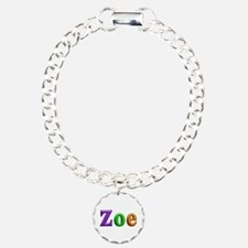 Zoe Shiny Colors Bracelet