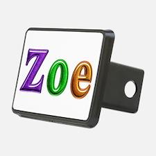Zoe Shiny Colors Hitch Cover