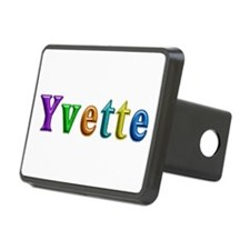 Yvette Shiny Colors Hitch Cover