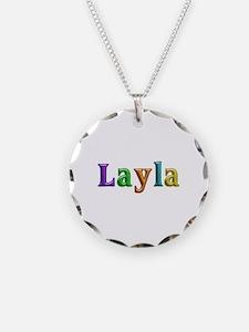 Layla Shiny Colors Necklace
