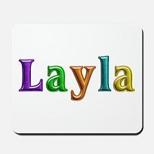Layla Shiny Colors Mousepad