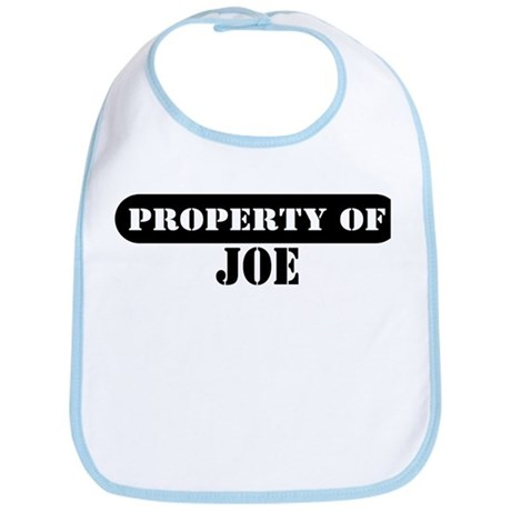 Property of Joe Bib