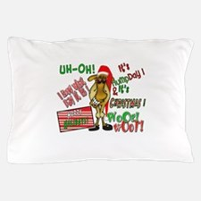 Funny Christmas Hump Day Camel Pillow Case