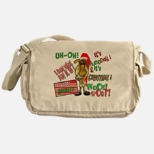 Funny Christmas Hump Day Camel Messenger Bag