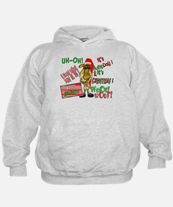 Funny Christmas Hump Day Camel Hoodie
