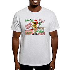 Funny Christmas Hump Day Camel T-Shirt