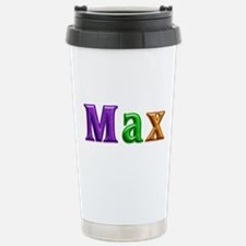 Max Shiny Colors Travel Mug