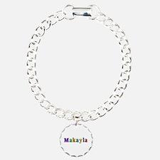 Makayla Shiny Colors Bracelet