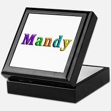 Mandy Shiny Colors Keepsake Box