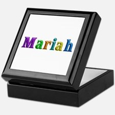 Mariah Shiny Colors Keepsake Box