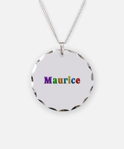 Maurice Shiny Colors Necklace