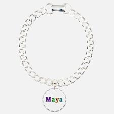Maya Shiny Colors Bracelet