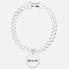 Michaela Shiny Colors Bracelet