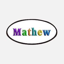 Mathew Shiny Colors Patch