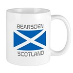 Bearsden Scotland Mug
