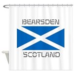 Bearsden Scotland Shower Curtain