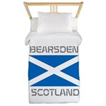 Bearsden Scotland Twin Duvet