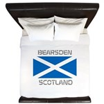 Bearsden Scotland King Duvet
