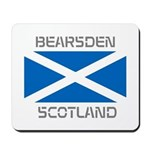 Bearsden Scotland Mousepad